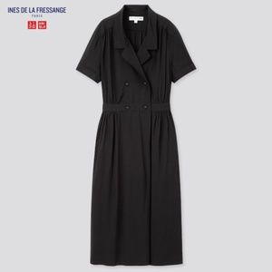 NWT Uniqlo x Innes de la Fressange Dress